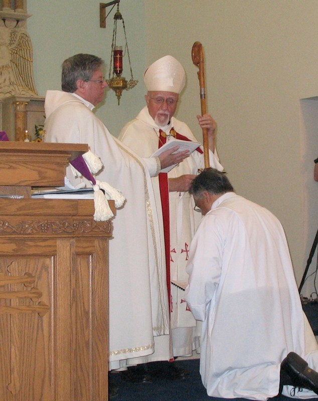Being Ordained Subdeacon